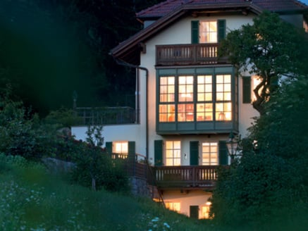 Private residence on the Ritten