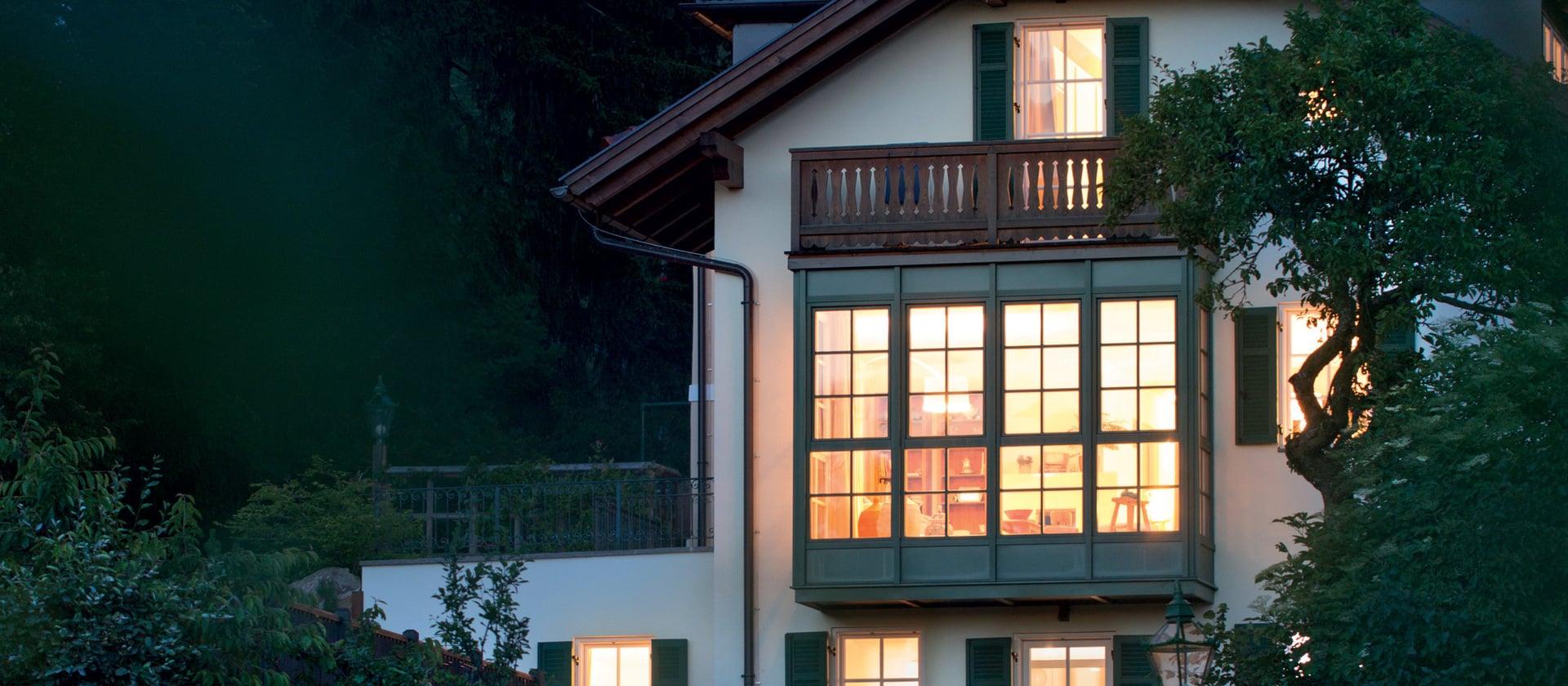 Casa sull'altopiano del Renon
