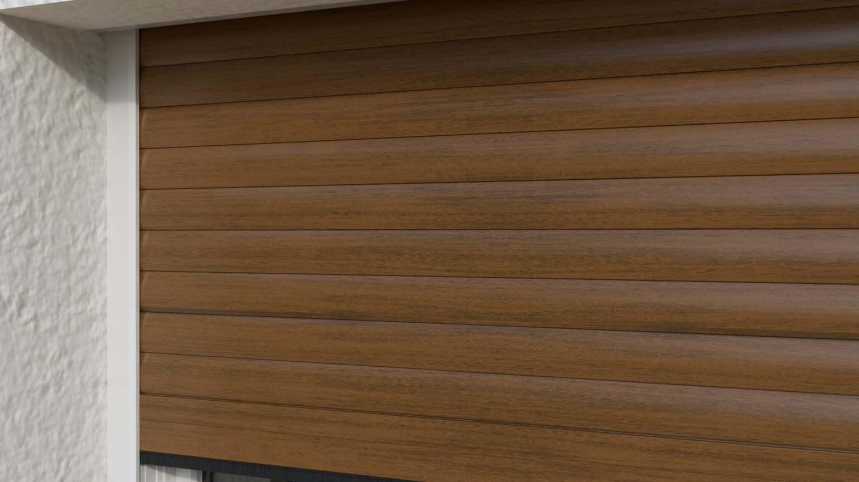 G42 Décor bois moyen