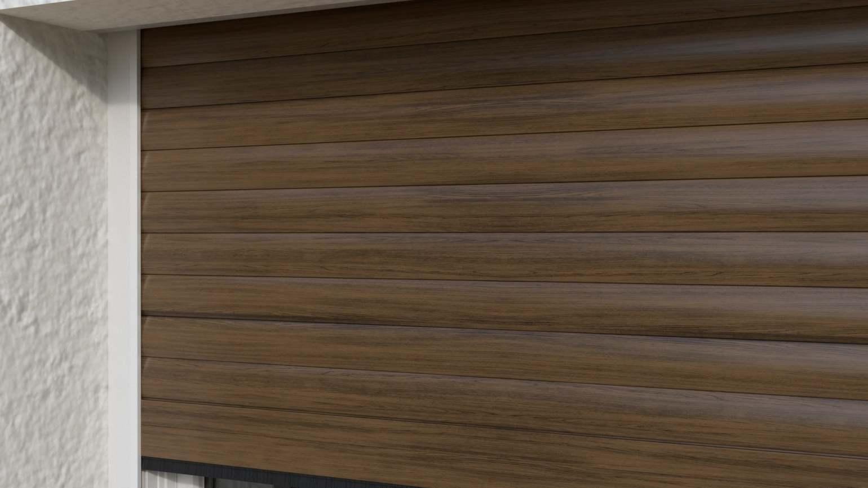 G36 Estrutura madeira escura