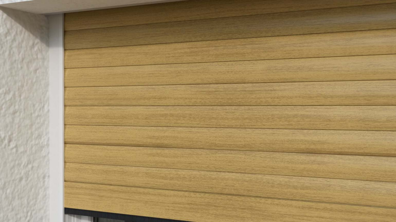 G35 Estrutura madeira clara