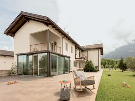 Casa privata nella Bassa Atesina