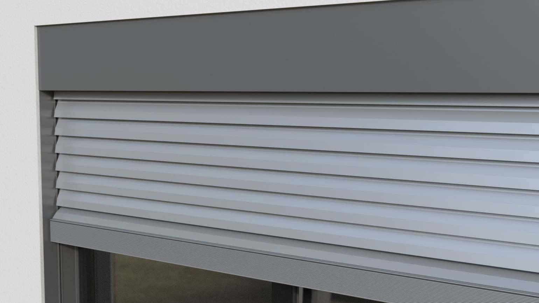 9006 Blanc aluminium