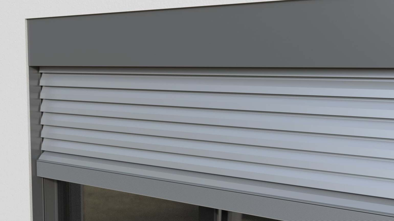 9006 Wit-aluminium