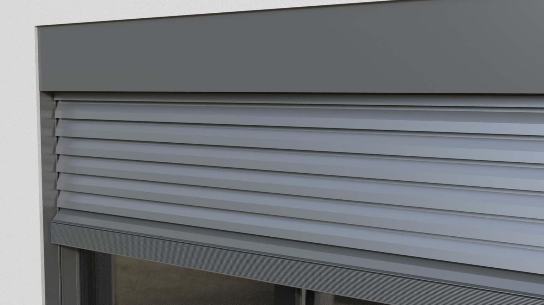 9007 grigio alluminio