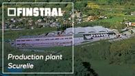 Finstral production plant Scurelle 1