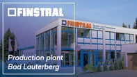 Finstral production plant Bad Lauterberg