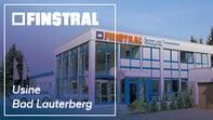 Usine Finstral Bad Lauterberg