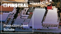 Finstral production plant Schabs