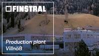 Finstral production plant Villnöss