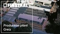 Finstral production plant Greiz