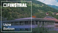 Usine Finstral Barbian