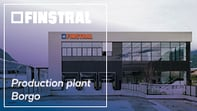 Finstral production plant Borgo