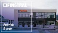 Finstral-fabriek Borgo