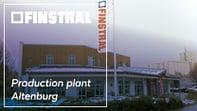 Finstral production plant Altenburg