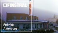 Finstral-fabriek Altenburg