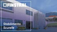Stabilimento Finstral Scurelle 2