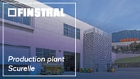 Finstral production plant Scurelle 2