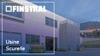 Usine Finstral Scurelle 2