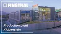 Finstral production plant Klobenstein