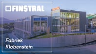 Finstral-fabriek Klobenstein