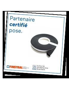 Partenaire certifié pose.