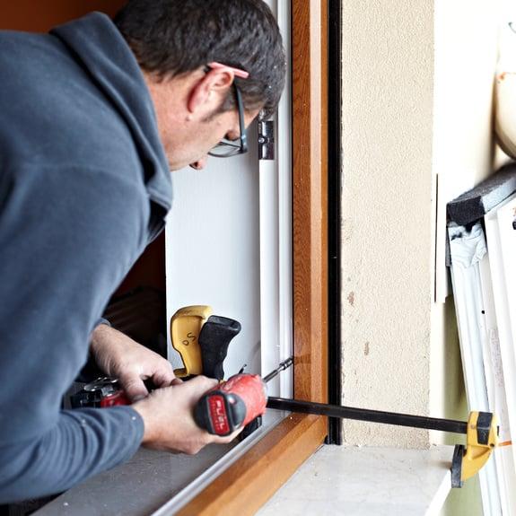 Renovación de ventanas en menos de dos horas.