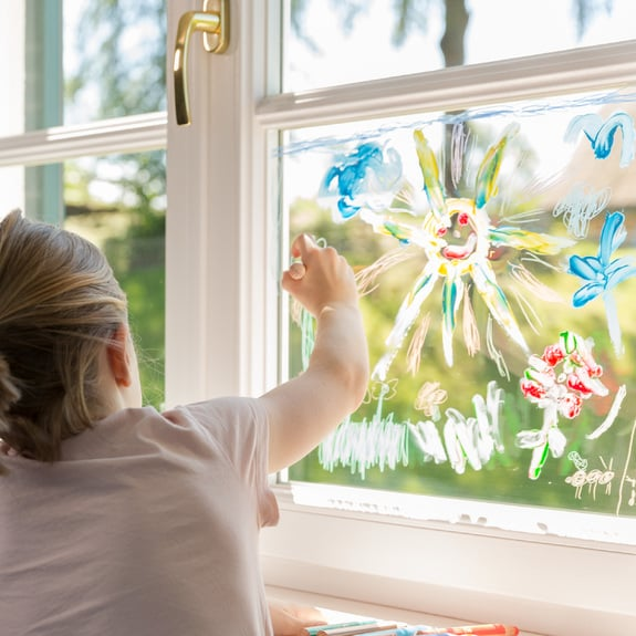 Fitting energy-efficient windows is well worth it.