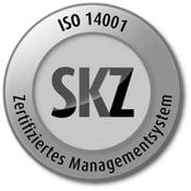 Sistema de gestão ambiental DIN EN ISO 14001