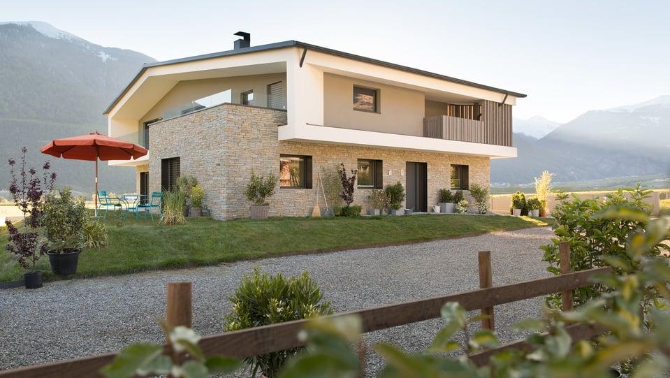 Wohnhaus in Schluderns