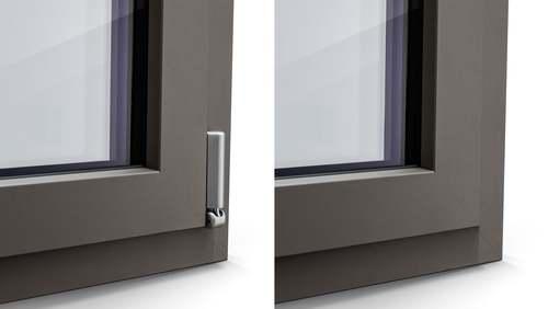 Maniglie per finestre finstral spa - Maniglie finestre prezzi ...