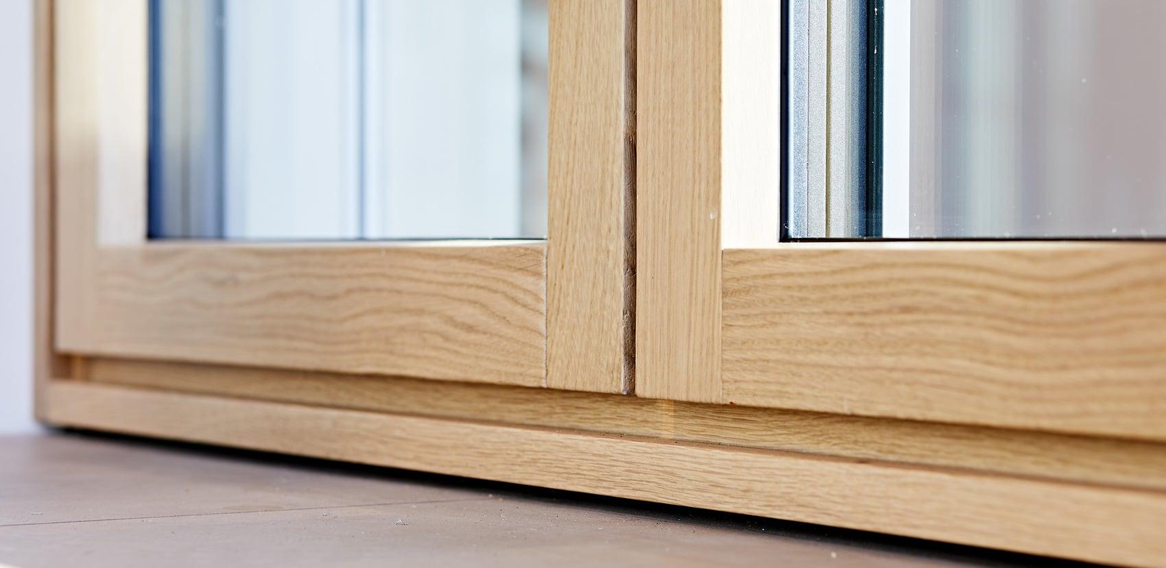 Cores modernas para madeira rija.