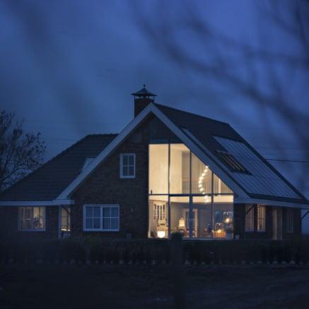 Casa privata a Berkenwoude