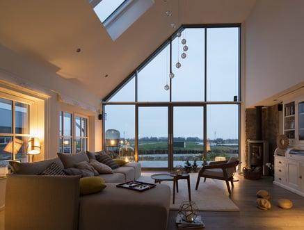 Casa no sul da Holanda