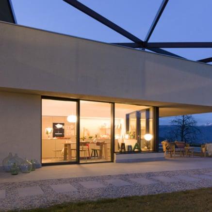 Maison près du lac de Caldaro