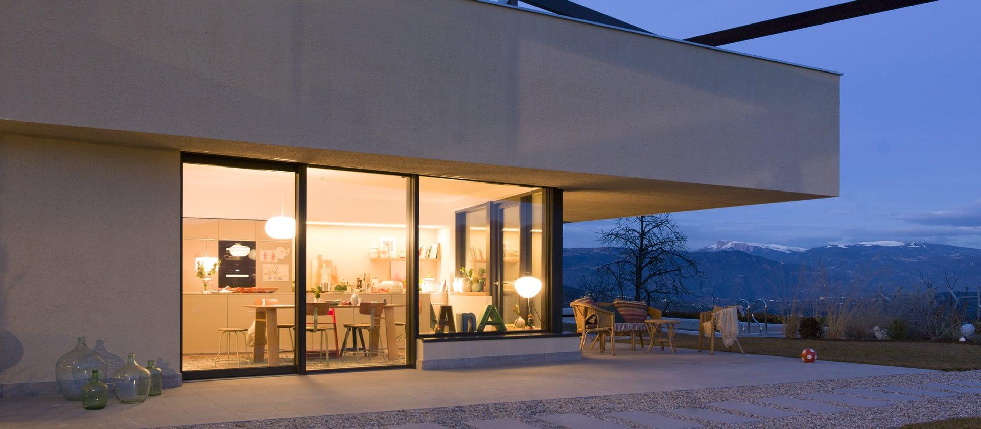 Villa bij Kalterer See