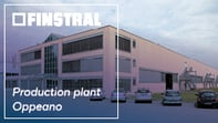 Finstral production plant Oppeano