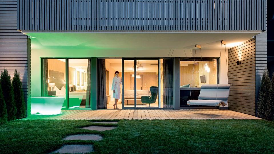 Gartenhotel Moser – Zubau Ramus