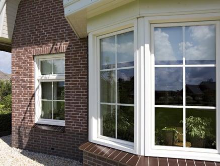 Huis in het Nederlandse Friesland