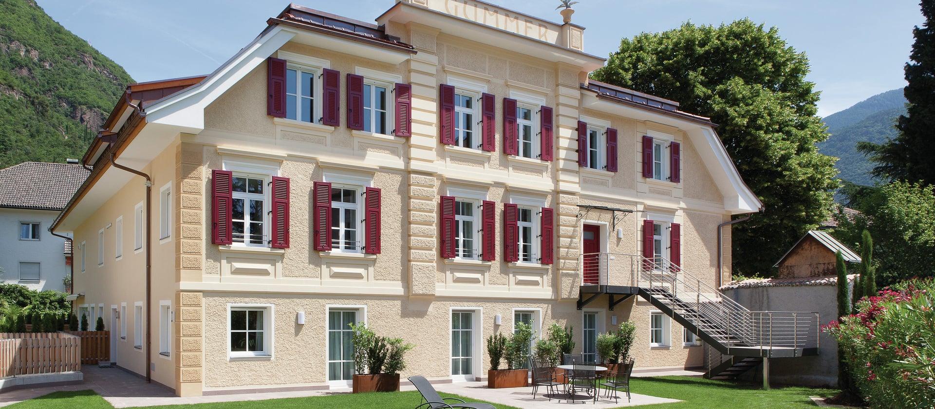 Villa in Bozen
