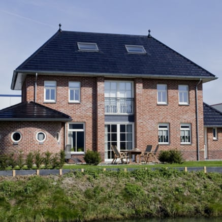 Haus in Foksdiep