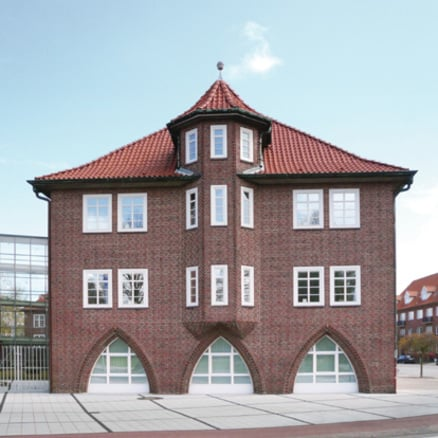 Town hall in Cuxhaven