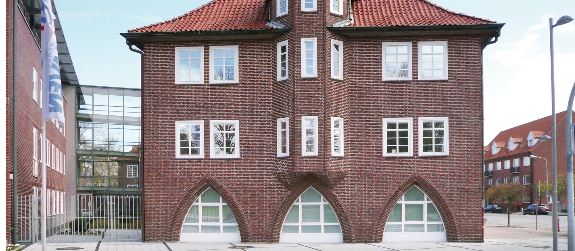 Municipio a Cuxhaven