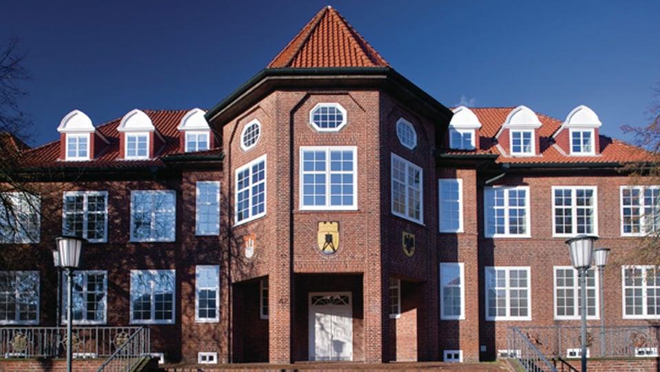Gemeentehuis in Cuxhaven