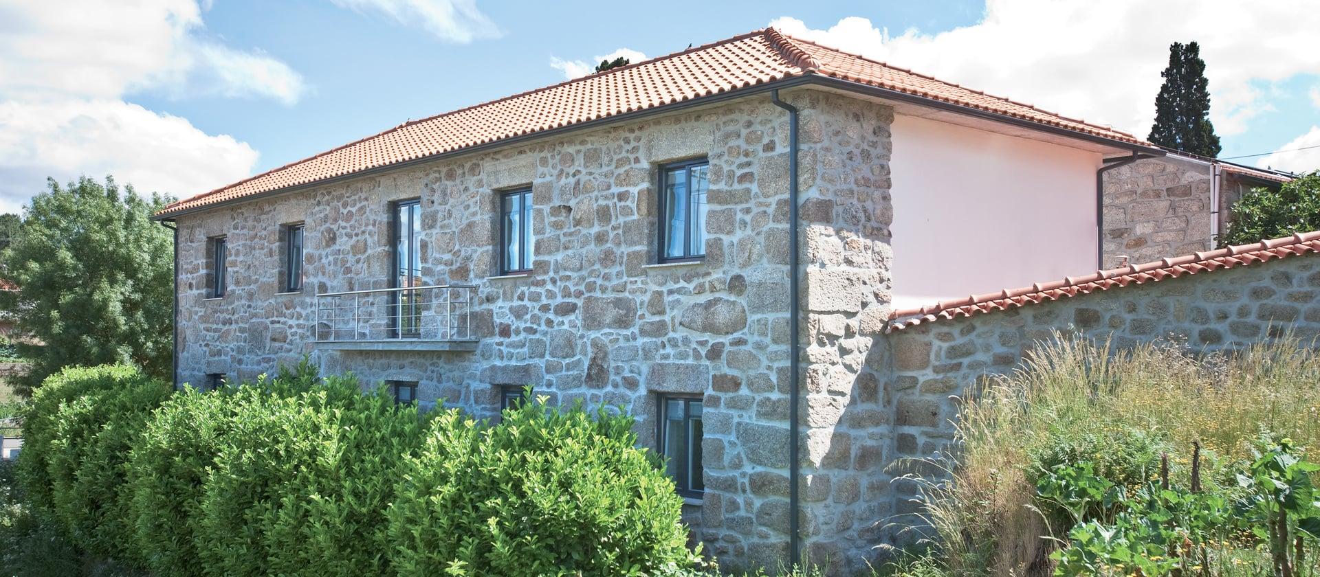 Einfamilienhaus in Portugal