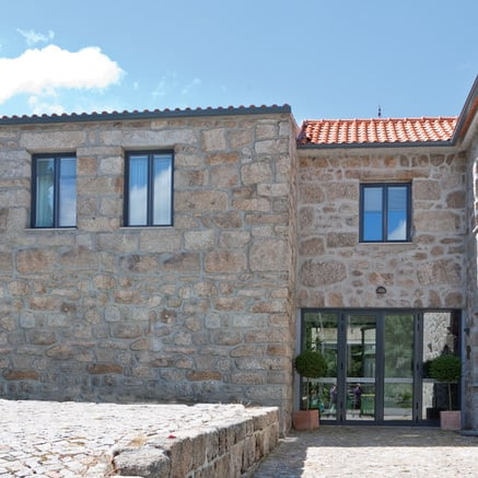 Single-family house in Portugal