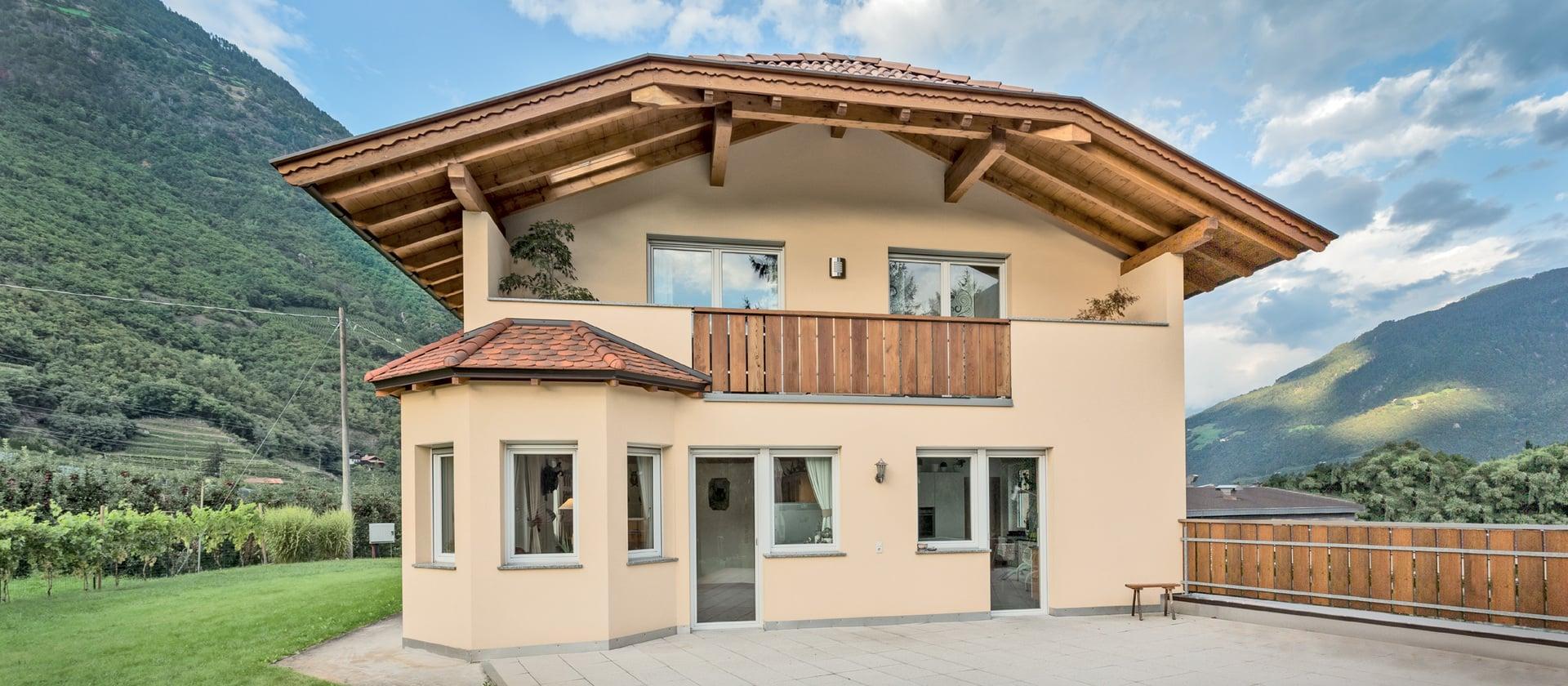 Casa privata a Naturno