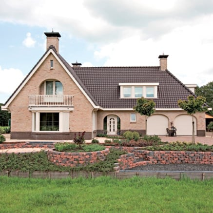 House in Friesland