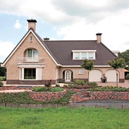 Maison dans la province de Frise