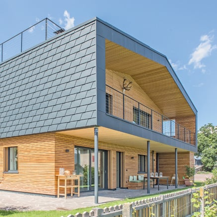 Maison dans l'Überetsch